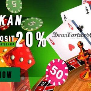 Dapatkan Bonus Deposit Pertama Poker Agen Terbaik